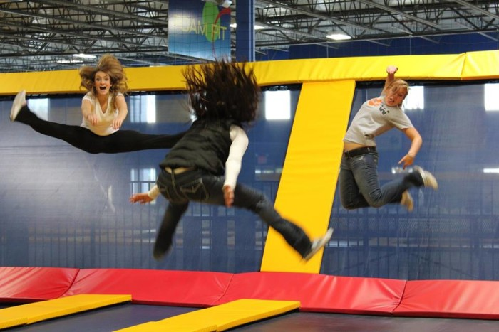 10. Unleash your inner child at Sky High Sports.