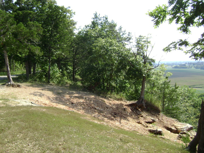 10.  Frenchman's Bluff Trail at Cuivre River State Park