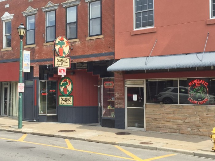 10.  Highest rated restaurant in Cape Girardeau:  Broussard's Cajun Cuisine