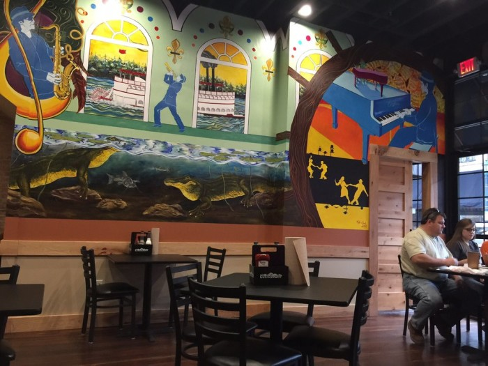 10.2. Broussard's Cajun Cuisine, Cape Girardeau