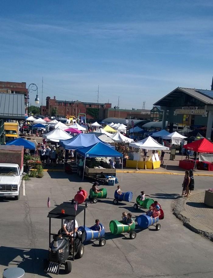 10.2. The City Market, Kansas City