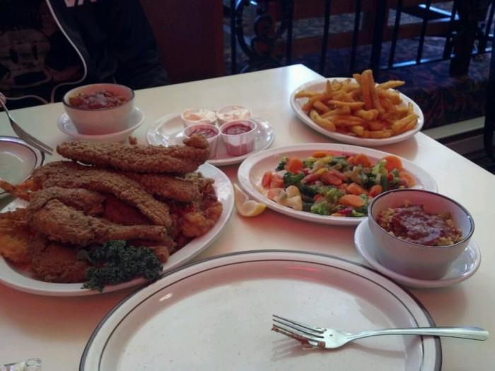 10.3. Broussard's Cajun Cuisine, Cape Girardeau