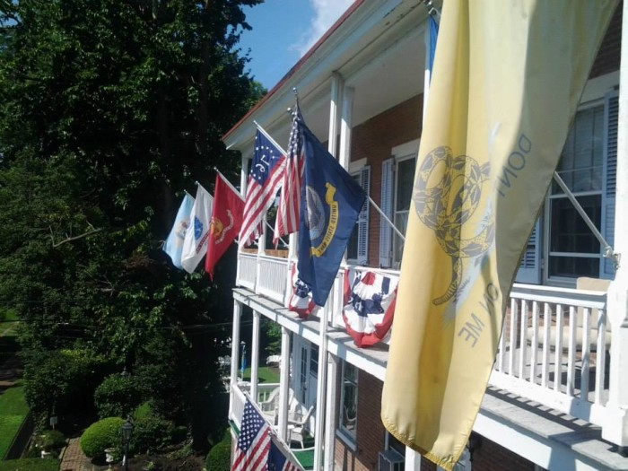 1. Terry House Bed and Breakfast, New Castle