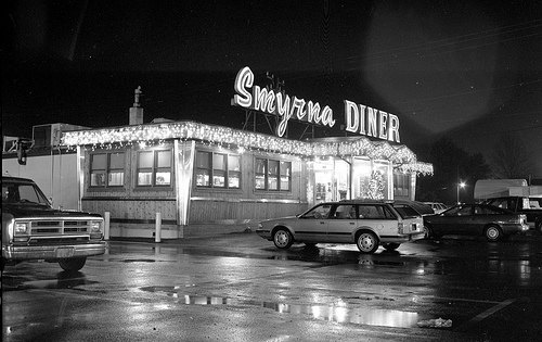 10. Eat breakfast at two in the morning at the original Smyrna Diner