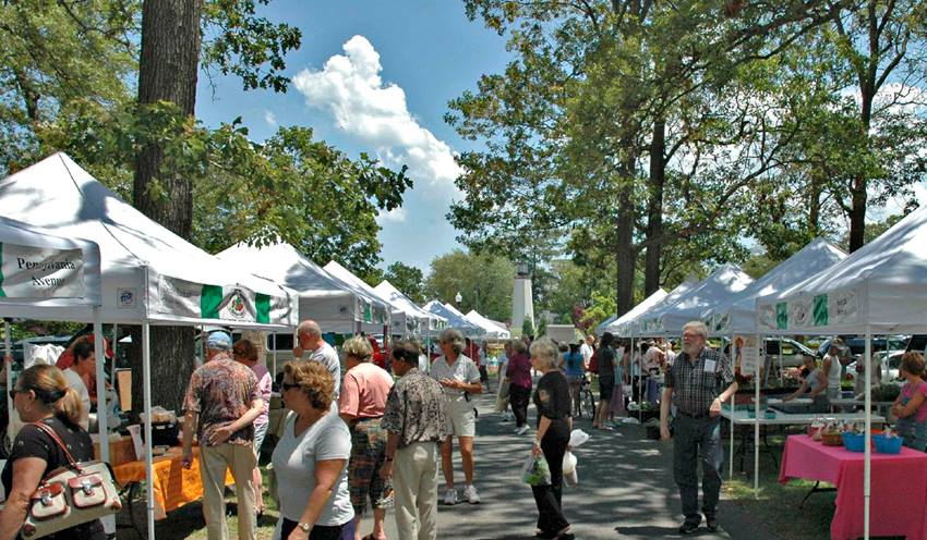 14 Incredible Farmers Markets In Delaware