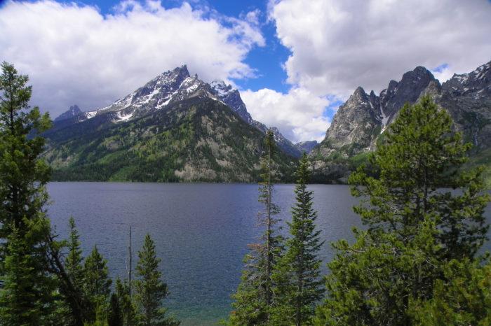 10. Jenny Lake, Grand Teton National Park