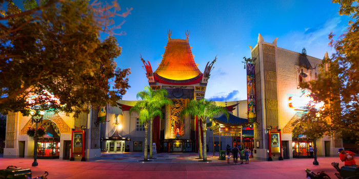 1. TCL Chinese Theatre