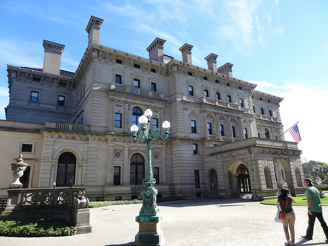 12. Rhode Island is home to some of the most historically significant and stunning architecture in the nation.