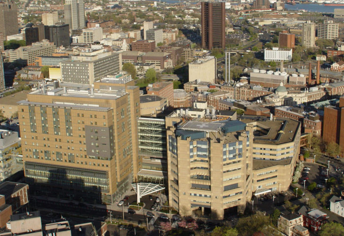 1. Yale-New Haven Hospital (New Haven)