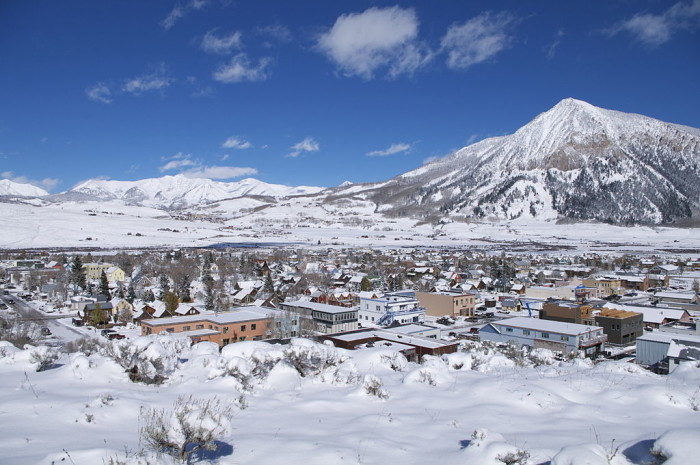 Colorado: Crested Butte