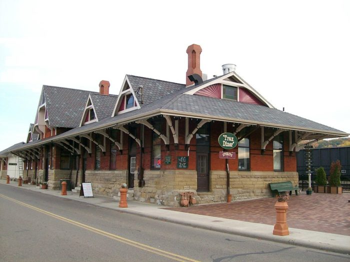 1. The Depot