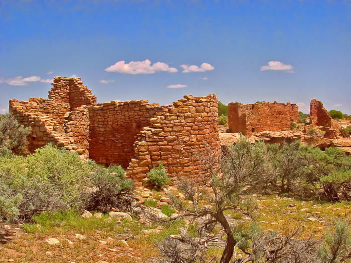 10. Hovenweep National Monument (Montezuma County)