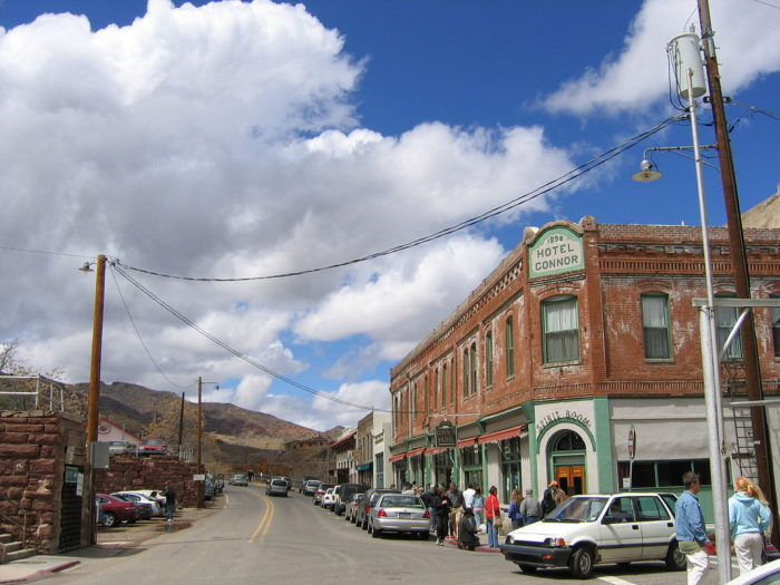 8. Jerome Historic District, Jerome