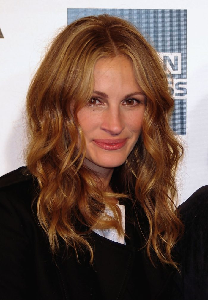 2. You're welcome for Julia Roberts.