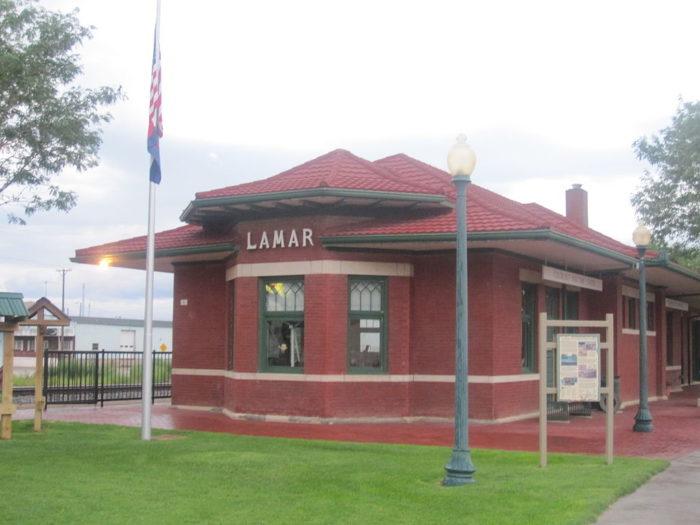 12. Lamar