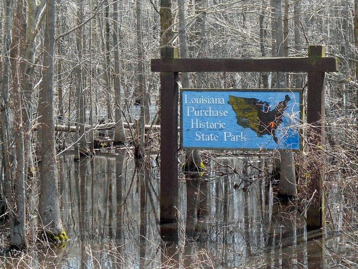 7. Louisiana Purchase State Park (Blackton)