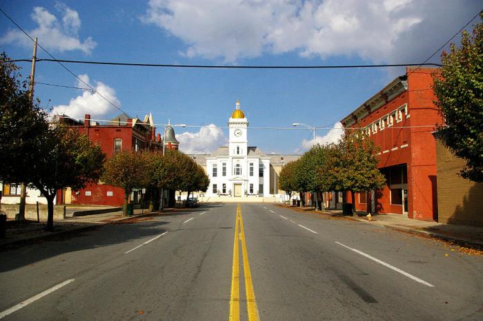 12.Pine Bluff