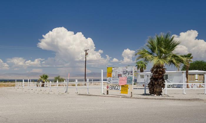 4. Salton Sea Beach - Population 422
