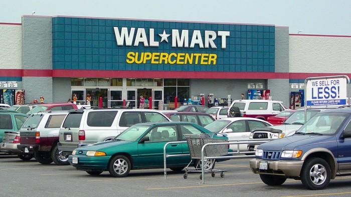 11. There are probably too many Walmart locations.