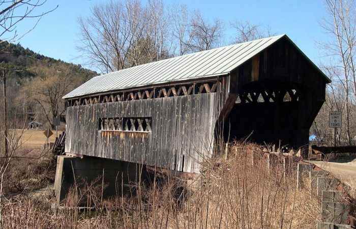 6.  Worrall Covered Bridge, Rockingham