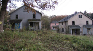 You'll Soon Be Able To Spend The Night In This Creepy Abandoned Pennsylvania Village