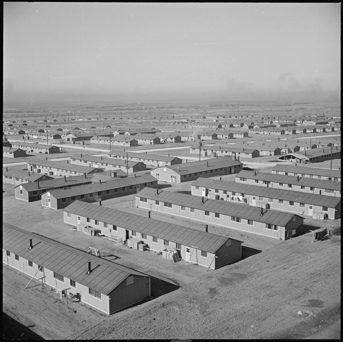 5. Granada War Relocation Center (Granada)