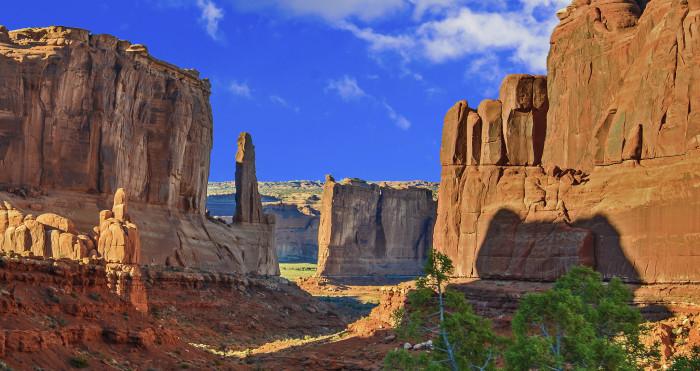 6. Arches National Park, Utah