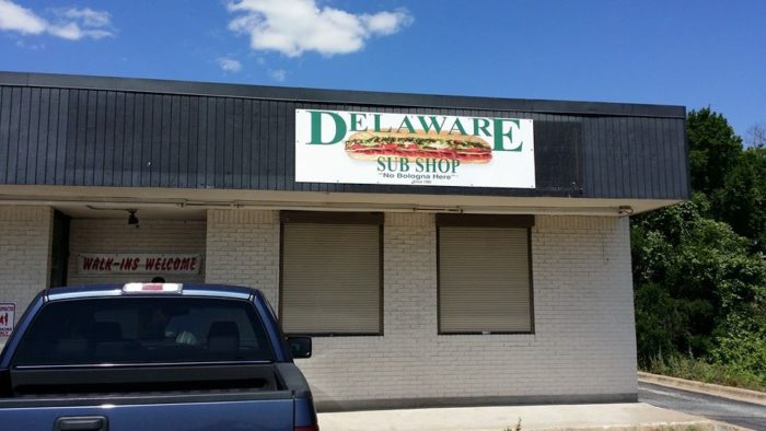 10. Delaware Subs serves some of the freshest, juiciest subs in all of Austin. Their Philly Cheesesteak is to die for!