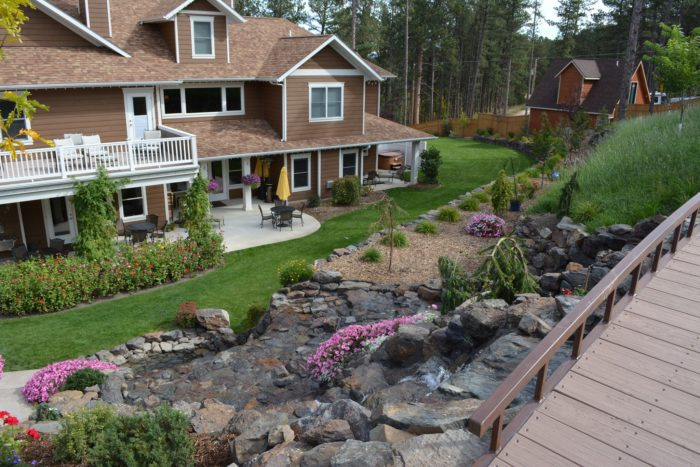 6. Plan a weekend trip to Summer Creek Inn.
