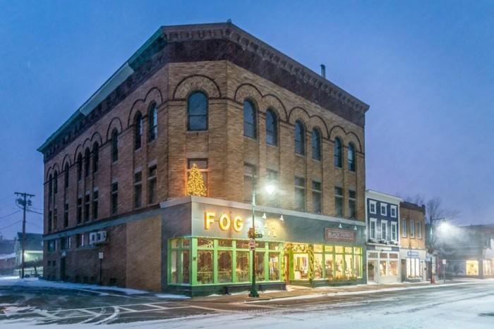 3. Fog Bar & Cafe, Rockland