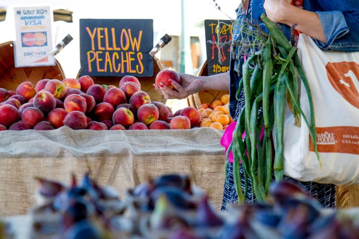 how to start a farmers market in california