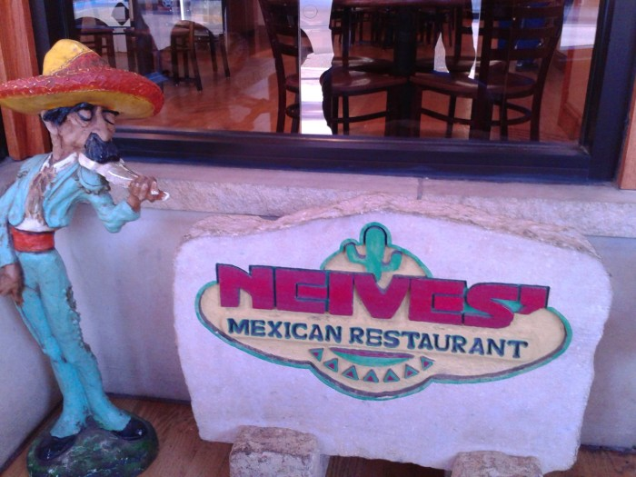 14. Neives' Mexican Restaurant (Winfield)