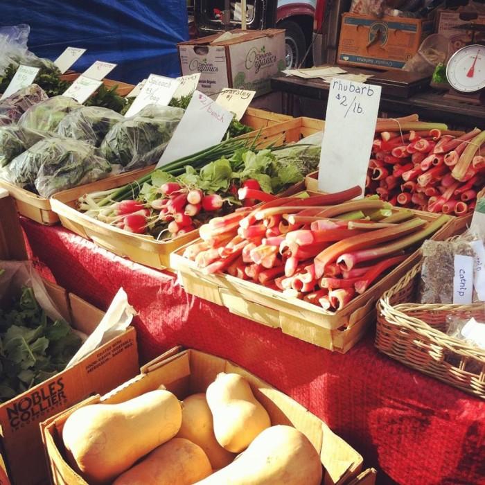 8. Athens Farmers Market (Athens)