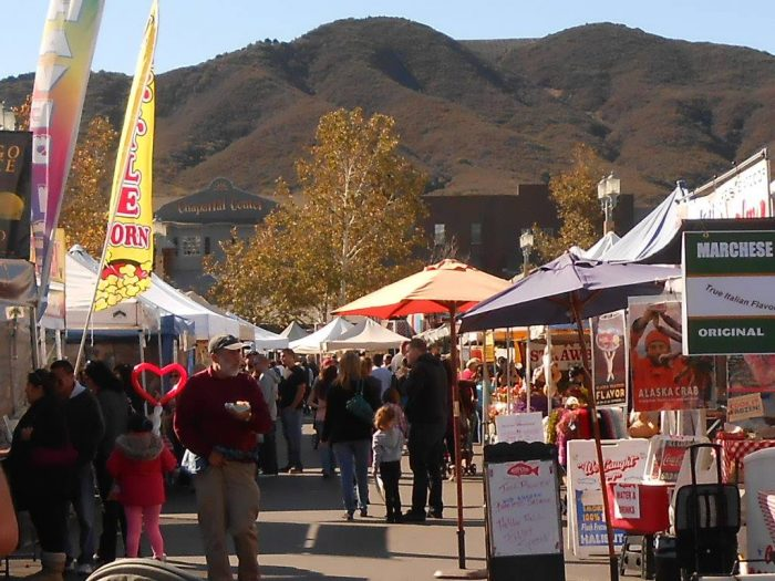 7. Old Town Temecula Farmers Market