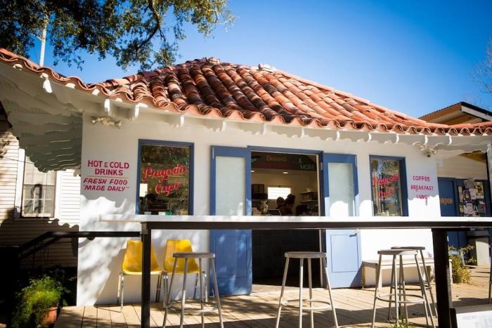 3) Pagoda Café, 1430 N Dorgenois St.