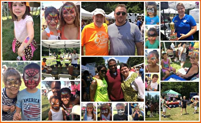 5. New Castle County Ice Cream Festival, Wilmington