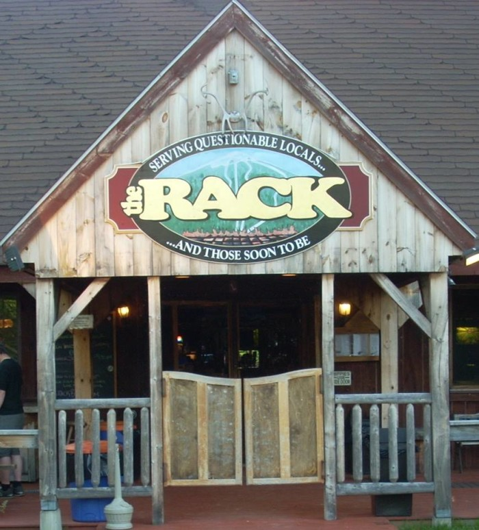 8. The Rack BBQ, Carrabassett Valley