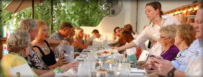 6. El Alma has an amazing weekend brunch that is best had on their rooftop patio - Come early!