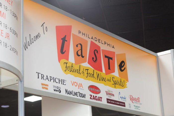 6. TASTE Philadelphia Festival of Food, Wine & Spirits