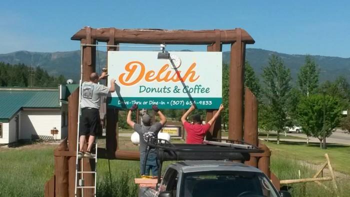5. Delish Donuts