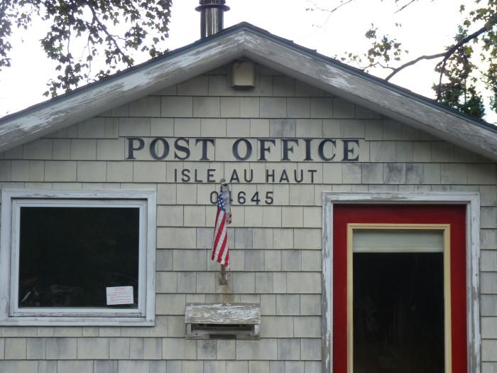 1. Isle Au Haut, Knox County