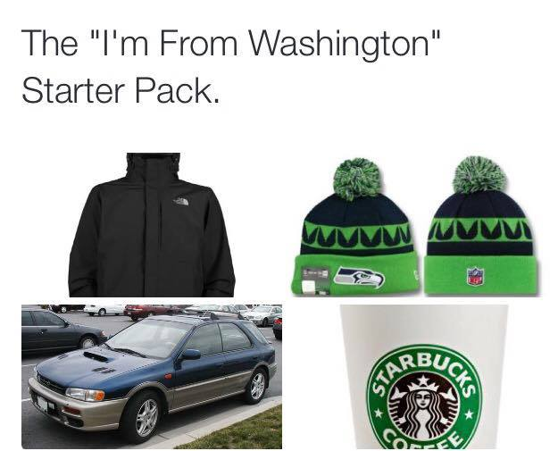 """4. This should definitely say """"Western Washington,"""" but it's still great."""