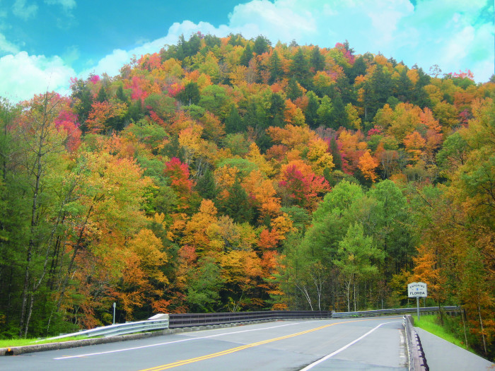 3. Explore Mohawk Trail in western Mass.