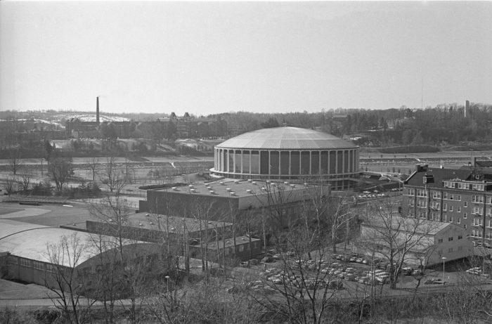 4. Convocation Center (Ohio University)
