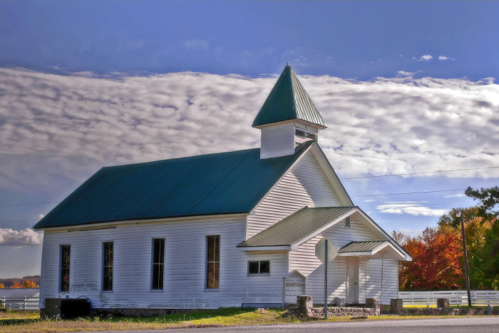 2. Go to church.