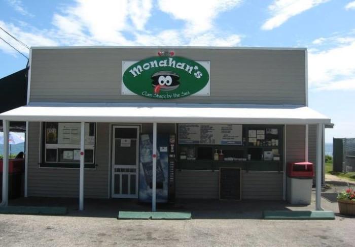 2. Monahans Clam Shack, Narragansett