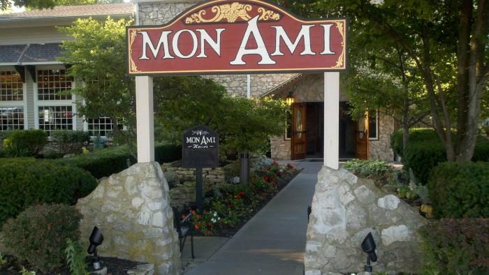 14. Mon Ami Restaurant and Winery (Port Clinton)