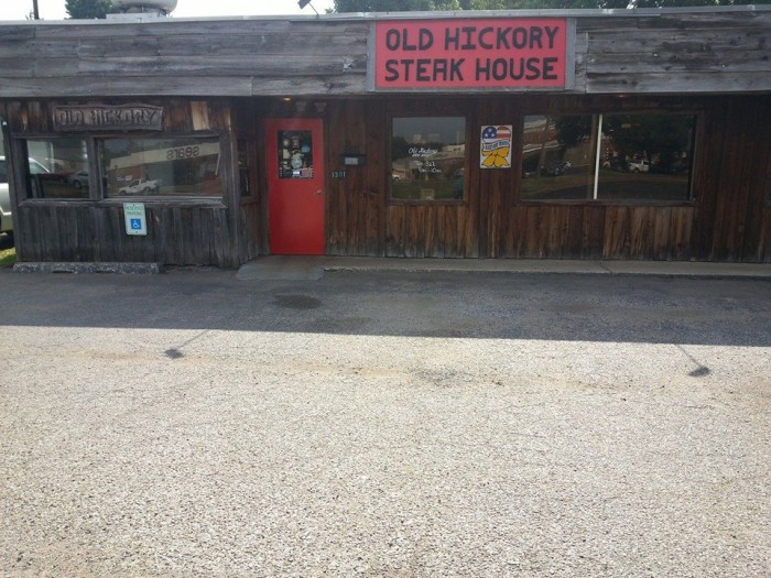 10. Old Hickory Steak House, Columbus