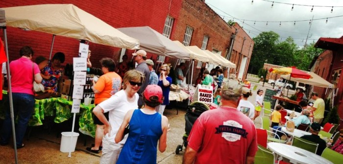 11. Cleveland Farmers Market