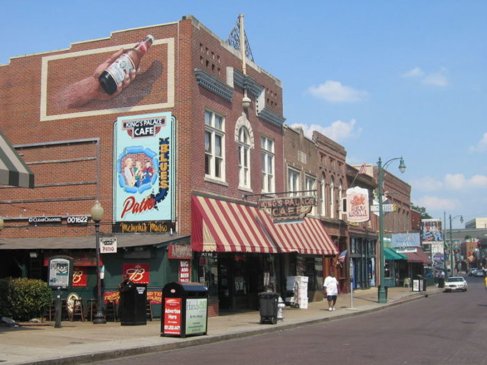 11. Beale Street Historic District